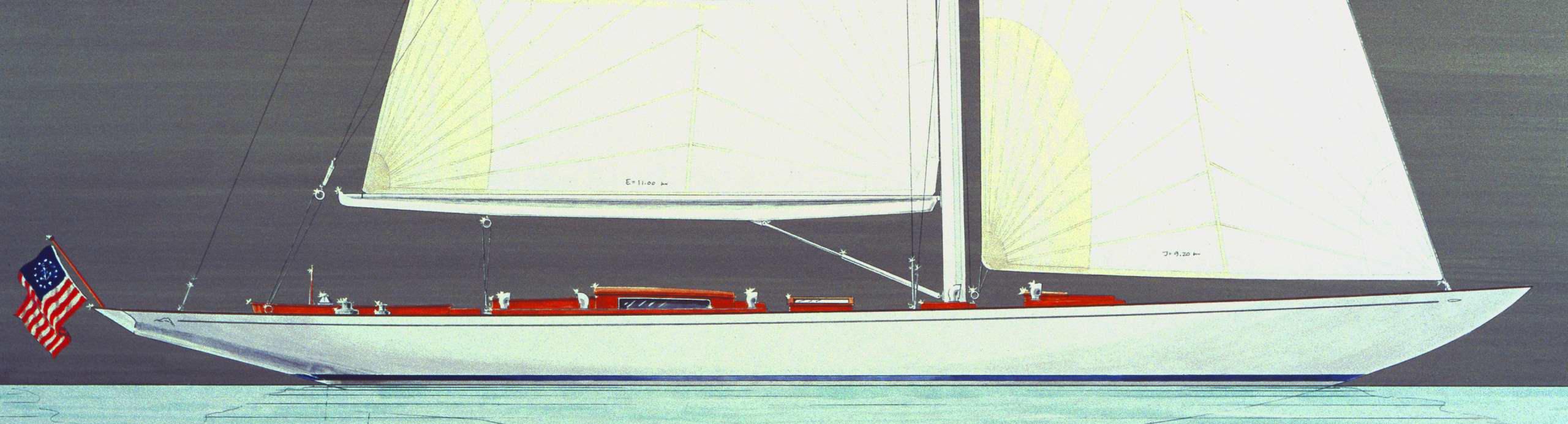 90' Classic, (c) Heyman Yachts