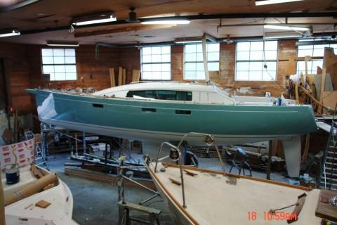 C C building at Fantasi Yachts