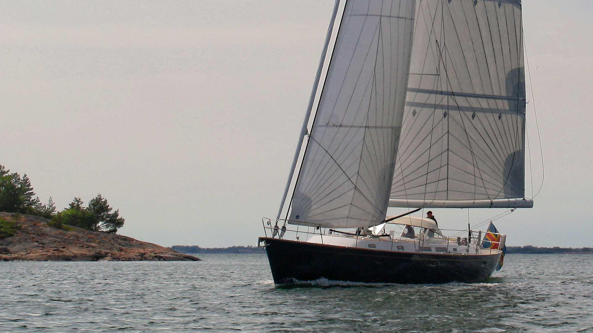 Heyman 57' in the Baltic