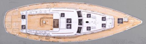 61' deck layout